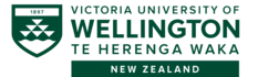 Logo Victoria University of Wellington - Update